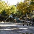 公園のすべり台