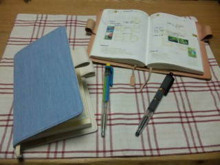 ほぼ日手帳2010 届きました。